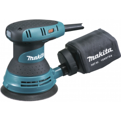 Ponceuse excentrique 300 W Ø 125 mm BO5031J MAKITA