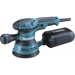 Ponceuse excentrique 300 W Ø 125 mm BO5041J MAKITA