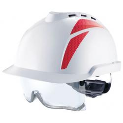 Casque V-GARD 930 + sur-lunette MSA