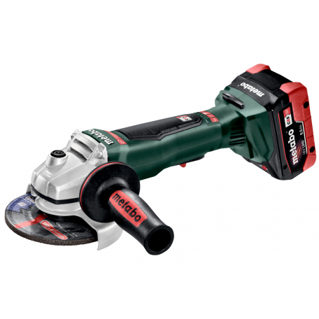 Meuleuse WPB 18 LTX BL 125 QUICK METABO 613075810