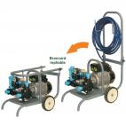 Pompe pulvérisation + canne de 6 mètres LACME
