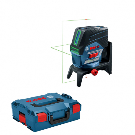 Laser points et lignes GCL 2-50 CG BOSCH 0601066H00