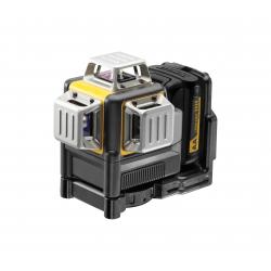 Niveau laser multilignes 3x360° XR 10.8V 2Ah Li-Ion DEWALT DCE089D1R-QW