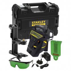 Niveau laser vert X3G-360° multilignes STANLEY FATMAX