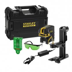 Niveau laser croix et points SCPG5 vert STANLEY FMHT77598-1
