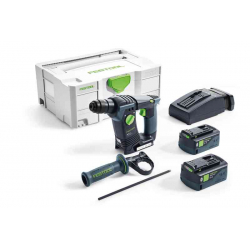 Perforateur sans fil BHC 18V Li 5,2 I-PLUS SDS PLUS FESTOOL 575697