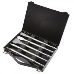 Mallette pics et burins SDS+ 5 pièces DIAGER 111C