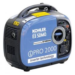 Groupe électrogène SDMO INVERTER PRO 2000