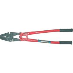 Pince à manchonner les câbles LEVAC 5198/B1