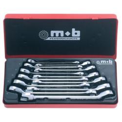 Coffret fusion box clés mixtes à cliquet MOB 9002000101