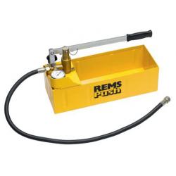 Pompe d'épreuve manuelle 60 bars 12 litres REMS