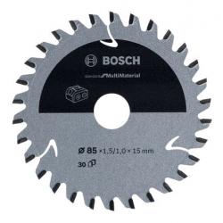 Lame de scie circulaire pour machine sans fil BOSCH - 2608837752