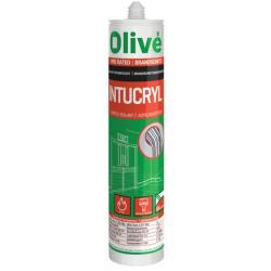 Mastic acrylique intumescent INTUCRIL OLIVE