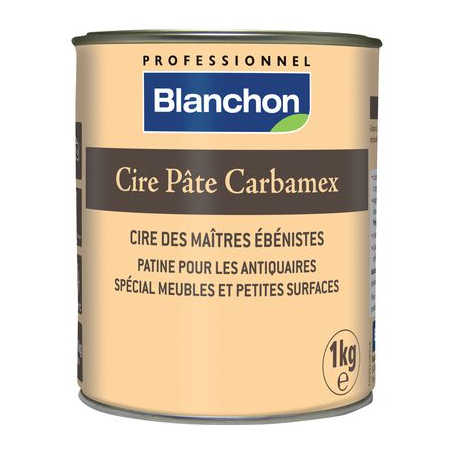 Cire pate carbamex BRIANCON