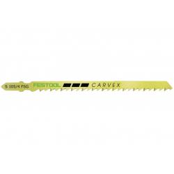 Lames de scie sauteuse S 105/4 FSG x 5 FESTOOL 204327