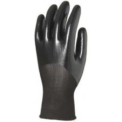 Gant nitrile noir EURO PROTECTION