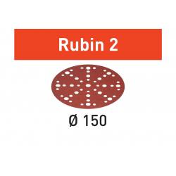 Abrasif Rubin 2 STF D150/48 FESTOOL RU2/10