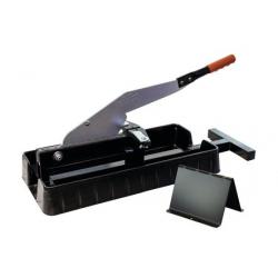 Guillotine à sol stratifié et PVC 230 mm EDMA 089355