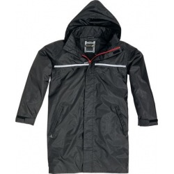 Manteau de pluie Polyester PVC DELTAPLUS Tofino