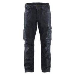 Pantalon Denim Stretch BLAKLADER 1439