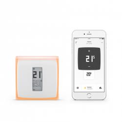 Thermostat Intelligent pour chaudière individuelle NETATMO NTH01-FR-EC