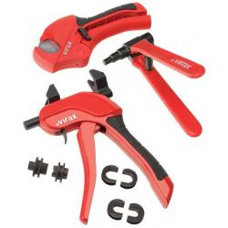 Coffret sertisseuse axiale manuelle VIRAX 253361