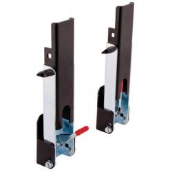 Set de 2 accessoires de pose de bardage à recouvrement EDMA 39855