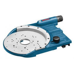 Adaptateur pour rail de guidage pour défonceuse GOF 1250 LCE BOSCH 1600Z0000G