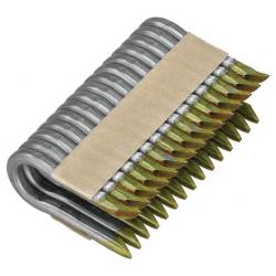 Agrafe crantée électro-zinguées pour DCFS950 DEWALT