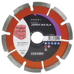 Disque diamant pro joint brique SIDAMO 11130111