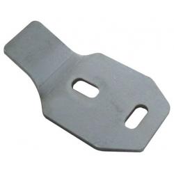 Plaquette pour fixation sanitaire ING FIXATION A150238