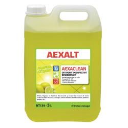 Nettoyant désinfectant Aexaclean 5 litres