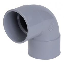 Coude PVC 87°30 NICOLL