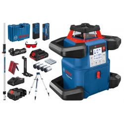 Pack complet laser rotatif GRL 600 CHV 18V 4Ah ProCORE BOSCH 06159940P5