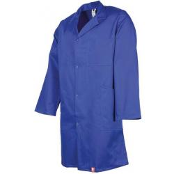 Blouse 100% coton à pressions Bleu bugatti