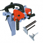Mortaiseuse à chaîne LS 103/30 EC 30x150 mm MAFELL 924206 + support de guidage