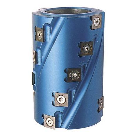 Porte-outils calibreur helicoïdal LEMAN