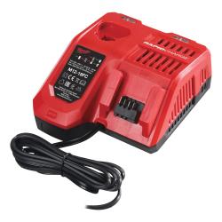 Chargeur rapide pour batteries M12-18 FC MILWAUKEE 4932451079