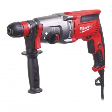 Perforateur SDS+ 800 W 2,4 J PH 26 TX MILWAUKEE 4933464579