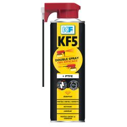 Dégrippant lubrifiant KF5 double spray KF 6040