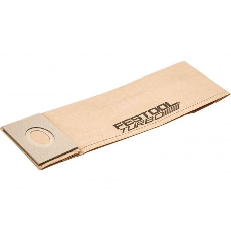Sac filtre Turbo TF II-RS/ES/ET/5 FESTOOL 487779