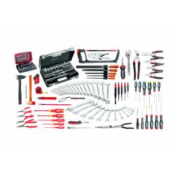 Composition de 168 outils FACOM