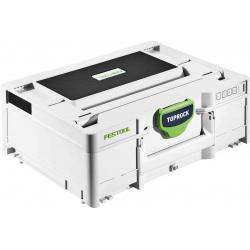 Systainer³ avec enceinte Bluetooth® intégrée TOPROCK SYS3 BT20 M 137 FESTOOL 205502