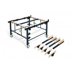 Table mobile de sciage et de travail STM 1800 FESTOOL 205183