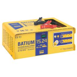 CHARGEUR AUTOMATIQUE BATIUM 6 A 24 VOLTS