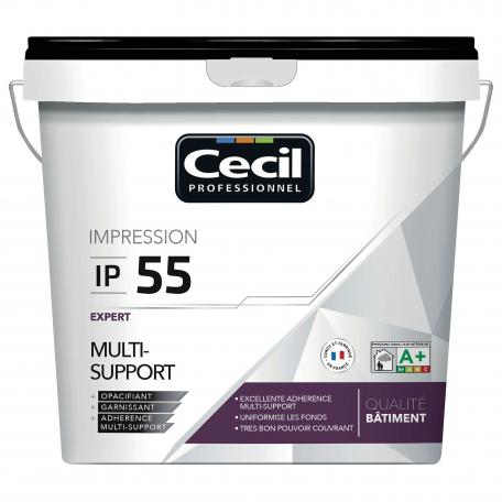 Peinture impression super sains IP01 CECIL