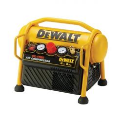 Compresseur 6 L portable DEWALT DPC6MRC-QS
