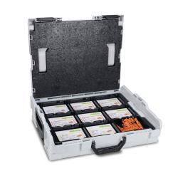 Mallette L-BOXX 400 bornes modèle 221 à levier - 4 mm² WAGO 887-918