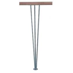 CLEM - Pied de table déco -710 mm MANART