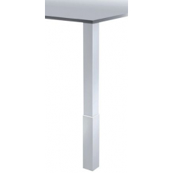 CLEM - Pied de table - 790 mm carrée 60 réglable CAMAR